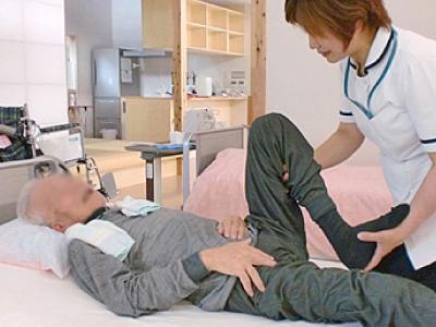 高度医療型訪問看護